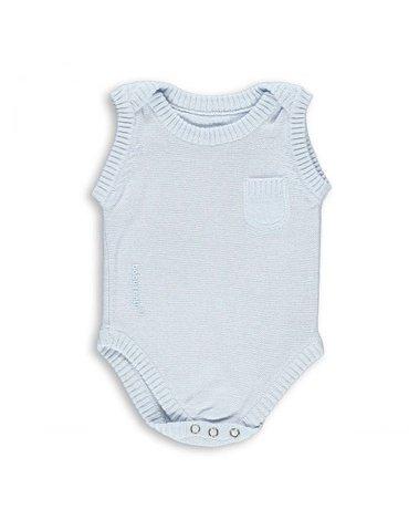 Baby's Only, Body tkane, Błękitne, rozmiar 62 SUPER PROMOCJA -50%