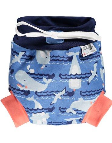Close, Pieluszka do pływania, Whale, L