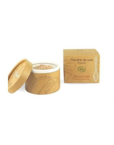 Couleur Caramel, Jedwabny Puder Mineralny nr 11, 8g