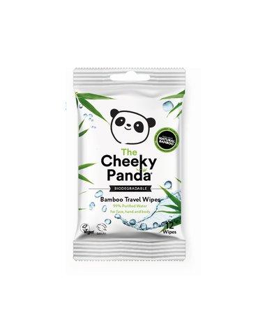 Cheeky Panda, Chusteczki nawilżane dla dzieci, mini,  12 szt.