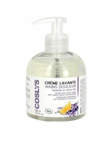 Coslys, Lawendowo-cytrynowy krem do mycia rąk, 300 ml