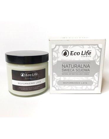 Eco Life, Świeca sojowa Wspomnienie Lata