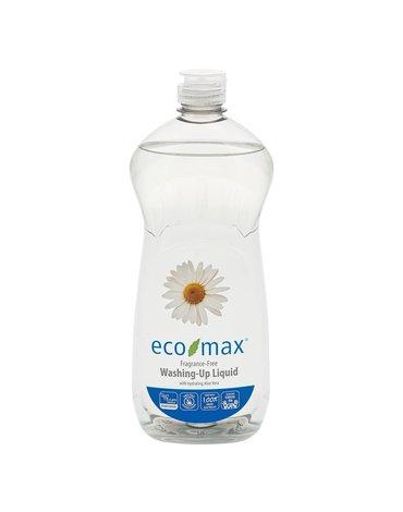 Eco-Max, Płyn do zmywania, bezzapachowy, 740ml