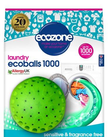 Ecozone, Ecoballs - Kule do Prania na 1000 Prań