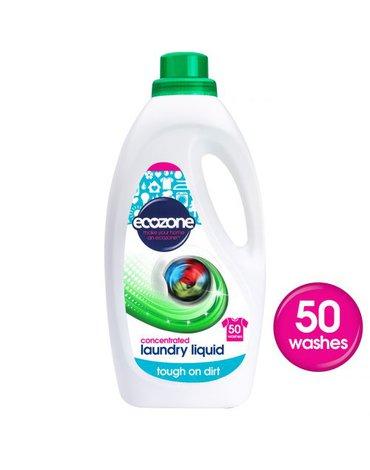 Ecozone, Płyn do Prania Super skoncentrowany, 2 L, 50 prań