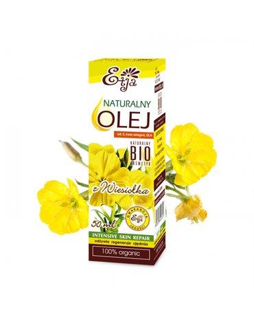 Etja- olejki - Etja, Olej z Wiesiołka BIO, 50ml