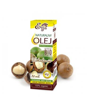 Etja- olejki - Etja, Olej Macadamia BIO, 50ml