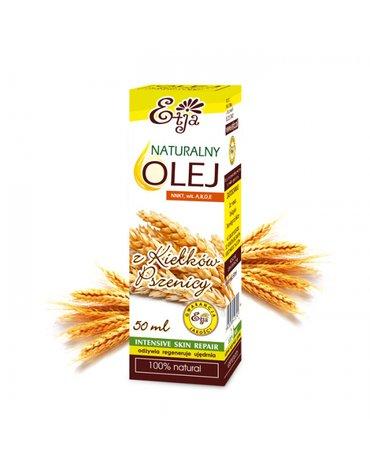 Etja- olejki - Etja, Olej z Kiełków Pszenicy, 50ml
