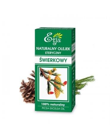 Etja- olejki - Etja, Olejek Eteryczny Świerkowy, 10ml