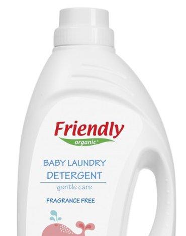 Friendly Organic, Płyn do Prania Ubranek Dziecięcych bezzapachowy, 2L, 40 Prań