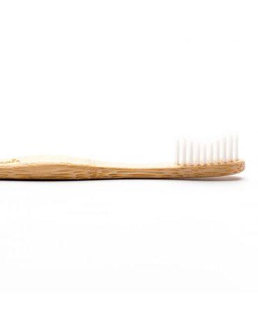 Humble Brush, Bambusowa szczoteczka do zębów, Soft, biała