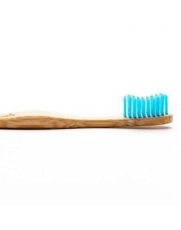 Humble Brush, Bambusowa szczoteczka do zębów, Soft, niebieska