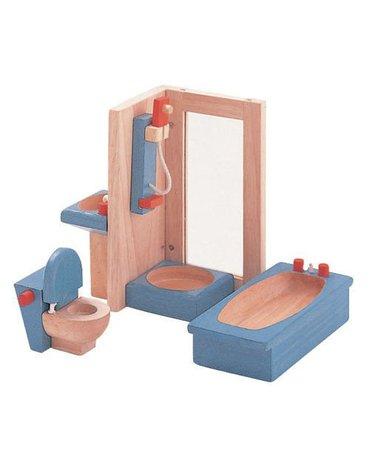 Łazienka do domku dla lalek, Neo, Plan Toys®