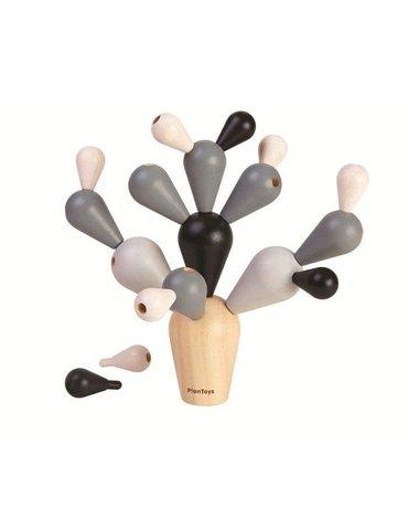 Plan Toys - Pastelowy balansujący kaktus, PLTO-4628