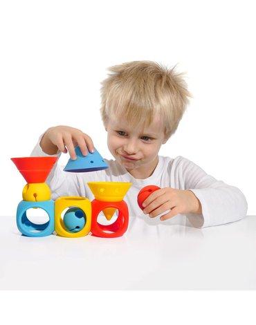 Zestaw zabawek kreatywnych Moluk - 9 elementów