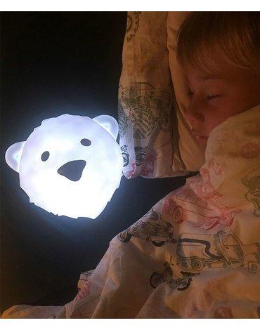 Flow Amsterdam - Lampka Ścienna LED, Niedźwiedź Björn