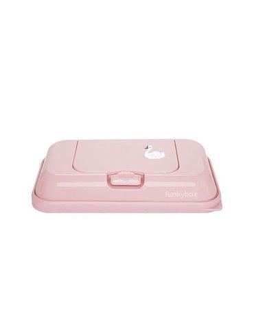 Funkybox - Pojemnik na Chusteczki To Go, Pink Swan