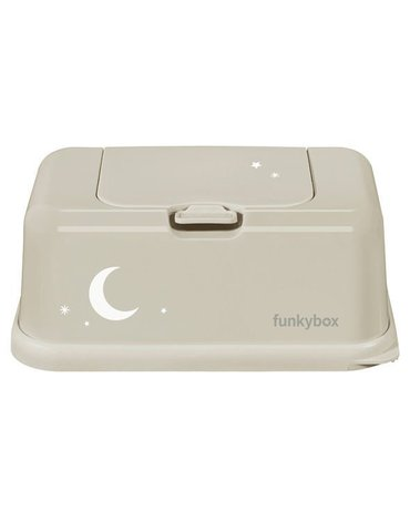 Funkybox - Pojemnik na Chusteczki, Sand Moon