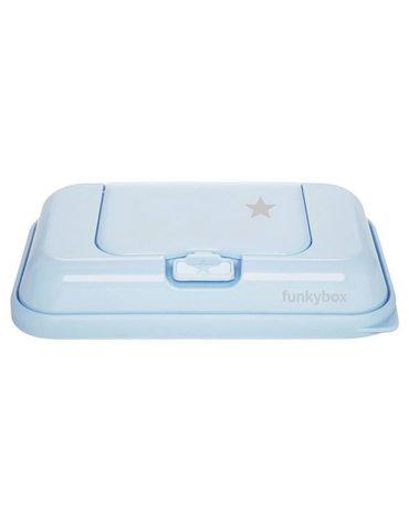 Funkybox - Pojemnik na Chusteczki To Go, Blue Little Star
