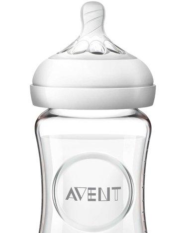 AVENT SCF053/17 Butelka NATURAL GLASS 240ml