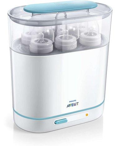 AVENT SCF284/03 Elektryczny sterylizator parowy 3w1