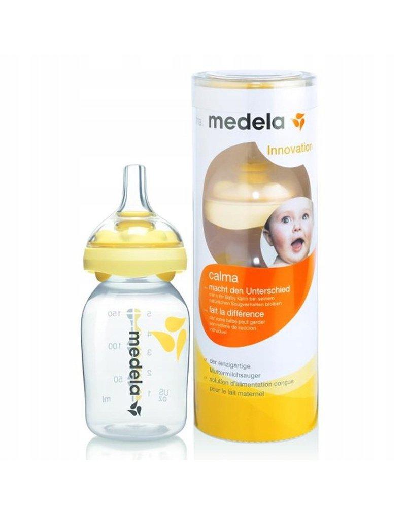 MEDELA MO-008.0127 Zestaw Calma butelka 150 ml + smoczek