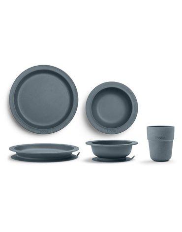 Elodie Details - Zestaw obiadowy dla dzieci - Tender Blue