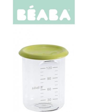 Beaba, Słoiczek z hermetycznym zamknięciem 120 ml neon