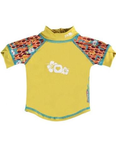 Close, Koszulka do pływania UPF50+, Małpki (Ticky and Bert), M (12-18 miesięcy), OSTATNI RAZ W OFERCIE
