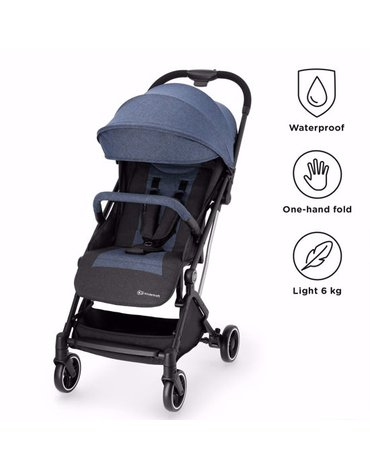 Kinderkraft Wózek Spacerowy INDY Denim