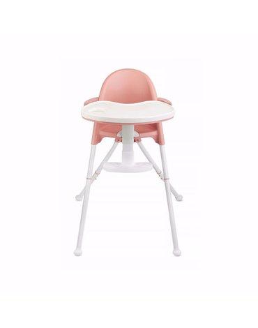 Kinderkraft Krzesełko Do Karmienia PINI Pink