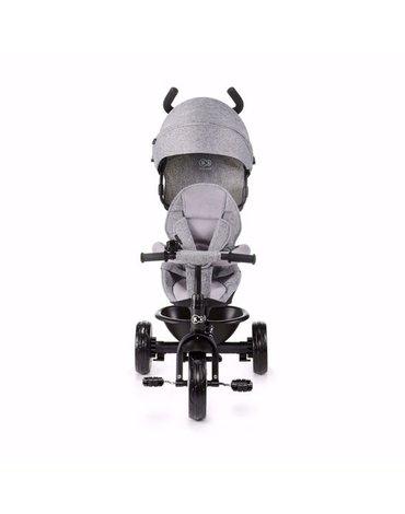 Kinderkraft Rowerek Trójkołowy ASTON Grey