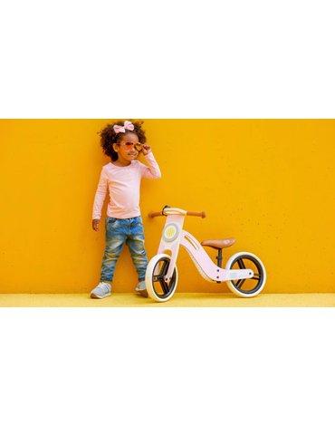 Kinderkraft Rowerek Biegowy UNIQ Pink