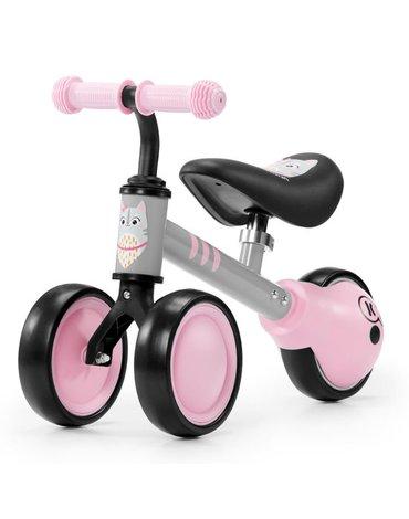 Kinderkraft Rowerek Biegowy CUTIE Pink