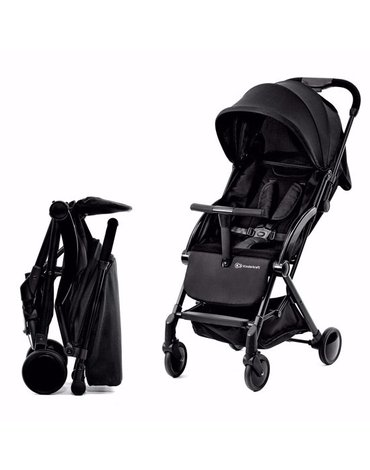 Kinderkraft Spacerówka PILOT Black