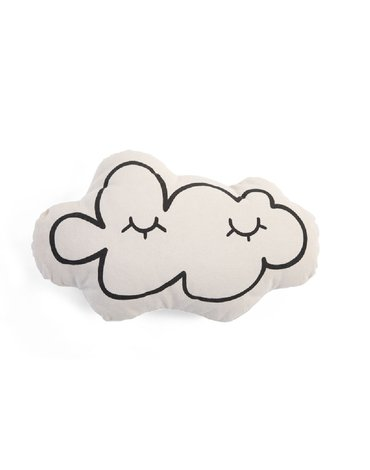 Childhome Poduszka chmurka kanwas