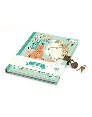 Djeco - Sekretny pamiętnik LUCILLE DD03610