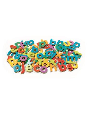 Djeco - Małe literki magnetyczne 83szt DJ03102