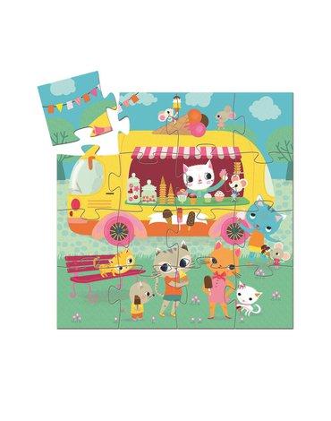 Djeco - Puzzle LODZIARNIA 16 el.DJ07264