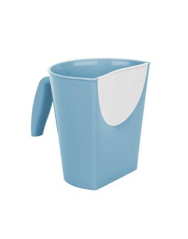 Kubek do mycia głowy Savea; niebieski