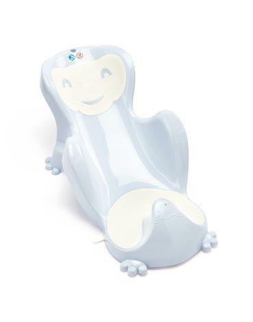 Leżaczek do kąpieli Thermobaby; niebieski