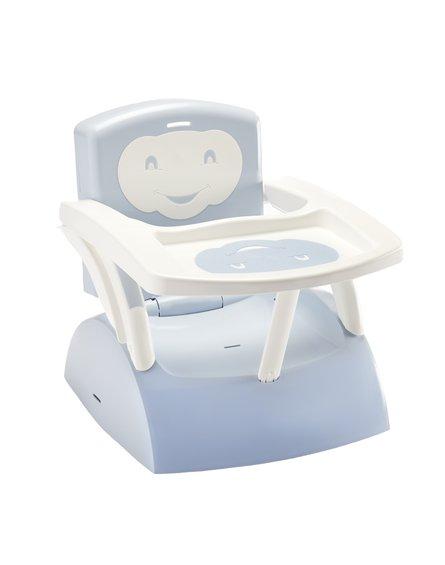 Krzesełko do karmienia Thermobaby; niebieskie
