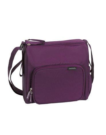 Bebe Due - Torba dla mamy Pretty Bag Bebedue; fioletowa