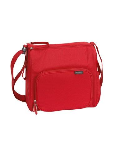 Bebe Due - Torba dla mamy Pretty Bag Bebedue; czerwona