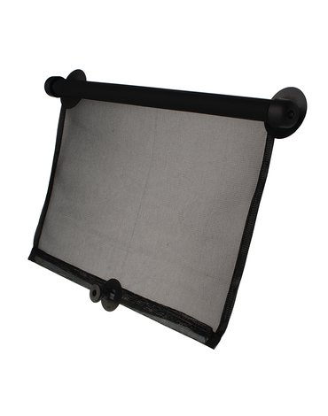 Bebe Due - Roleta przeciwsłoneczna do auta Bebedue; czarna