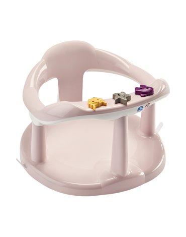 Krzesełko do kąpieli Thermobaby; różowe