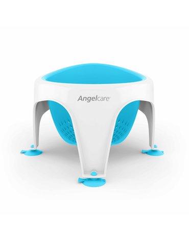 ABAKUS ANGELCARE - Krzesełko do kąpieli Angelcare; niebieskie