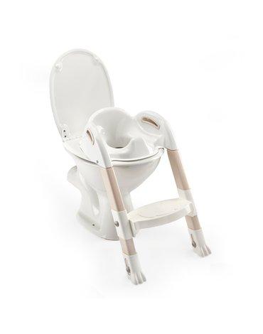 Nakładka na WC ze stopniem Thermobaby; biała