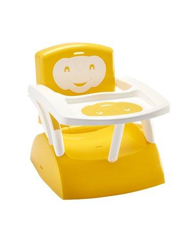 Krzesełko do karmienia Thermobaby - żółte