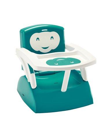 Krzesełko do karmienia Thermobaby - szmaragdowe